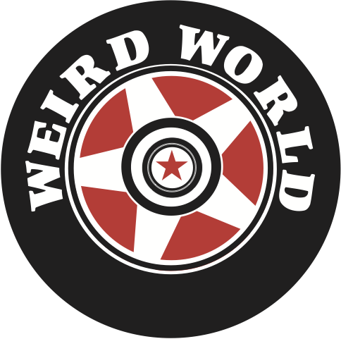 Follow Us on weird world